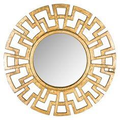Target: Safavieh Greek Mirror For Master Above Vanity