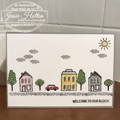 Hi Crafters!   Some exciting news for you today! It's Blog Hop time!! Today we are showing off all the new products from the Annual Cata...