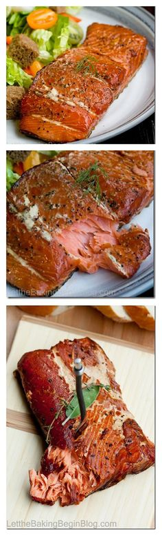 Smoked Salmon More