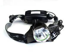 Outdoor Miner Headlamp CREE Q5 18650*1 or 18650*2