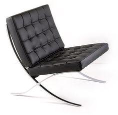 The Barcelona Chair