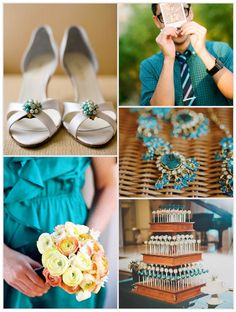 Inspiring Moments #59: Add Some Turquoise