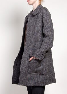 Wish I had a need for a coat like this!