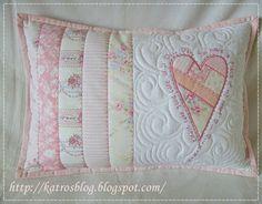 Môj ružový vesmír...: Pre malých krpcov:-) -- beautiful needlework on this site.