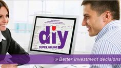 Reasons Why Superfund Managers Should Use DIY Super Online | Financial Business Guide