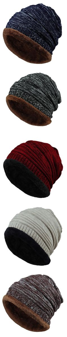 Men Women Live Love Rescue Animal Skull Hat Beanie Cap Winter Knit Hat Cap