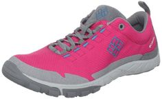Columbia Womens Flightfoot Trail ShoeBright RoseOcean9 M US *** More info could be found at the image url.