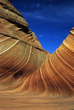 The breathtaking sandstone formations that are Coyote Buttes, Utah