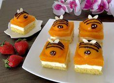 Przyjęcie dla dzieci! Pomysły na smaczne i kolorowe dania oraz przekąski :) - Blog z apetytem Sweets Cake, Polish Recipes, Food Cakes, Yummy Cakes, Love Food, Cookie Recipes, Delicious Desserts, Cheesecake, Food And Drink