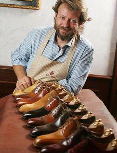 Stefano Bemer, maestro calzolaio del jet-set e fondatore dell'azienda di calzature realizzate a mano nell'Oltrarno.