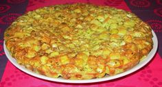 Tortilla aux pommes de terre avec thermomix Dessert Table, Parfait, Entrees, Macaroni And Cheese, Food And Drink, Pizza, Snacks, Cooking, Ethnic Recipes
