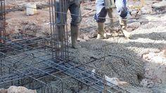 STEEL FRAME. La platea de hormigón y la zapata corrida resultan los más utilizados en este sistema constructivo.