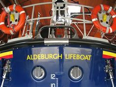 Question 2. What is the name of the Aldeburgh lifeboat?