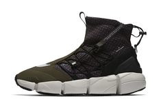 Adventure Beckons with Nike's Footscape Utility Mid