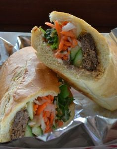 Banh Mi for Me and You