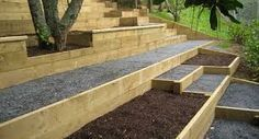 terraced vegetable gardens - Google Search