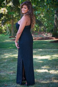 Long, beaded, one shoulder black Prom/formal dress 350 Willow Street North Andover, Ma
