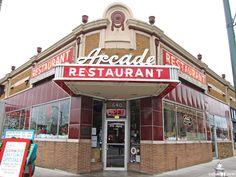 Arcade Restaurant - stuff to do in Memphis, TN.