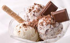 Receitas de sorvete caseiro: dez sabores deliciosos para fazer em casa.
