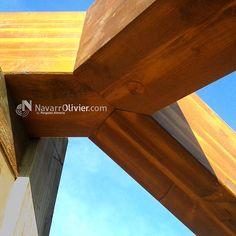 Detalle de estructura de madera. https://navarrolivier.com