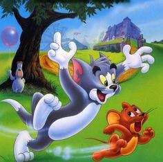 Anime Vs Cartoon, Classic Cartoon Characters, Favorite Cartoon Character, Cartoon Art, Best Cartoons Ever, Old Cartoons, Disney Cartoons, Tom Y Jerry, Tom And Jerry Cartoon