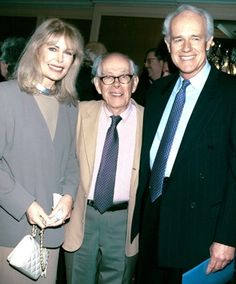 A reunion with Loretta Swit, Harry Morgan, and Mike Farrell-- or Hot Lips, Col. Potter and Hunnicutt.