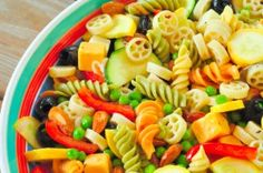 7 Simple Summer Pasta Salads  http://www.looplane.com/cuisine/7-simple-summer-pasta-salads/