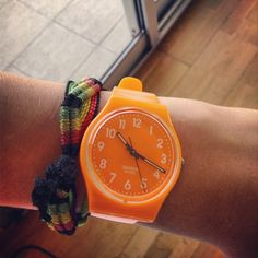 FRESH PAPAYA http://swat.ch/1b1hguO #Swatch
