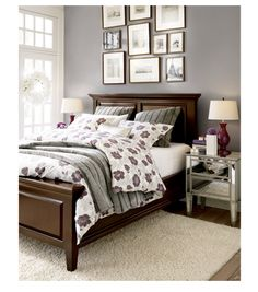 Master Bedroom - Love the Color!!!