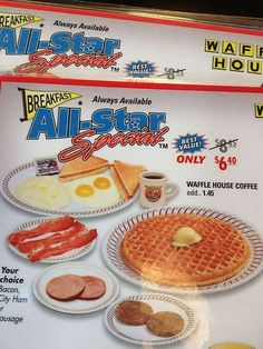 Maps That Explain Food In America - Density map of waffle house in us
