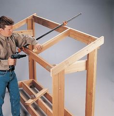 Firewood Shelter 5 in 2020 Firewood Rack Plans, Outdoor Firewood Rack, Firewood Storage, Diy Storage Shed Plans, Wood Storage Sheds, Wood Shed Plans, Log Shed, Lumber Storage Rack, Casas Containers