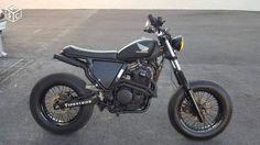TRACKER Honda 650 Nx Dominator