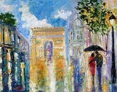 More impressionist art