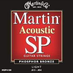 Martin MSP4100 SP Phosphor Bronze Aco...  Order at http://www.amazon.com/Martin-MSP4100-Phosphor-Acoustic-Strings/dp/B0002D0CA8/ref=zg_bs_11965871_54?tag=bestmacros-20