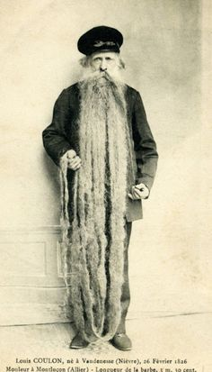 Awesome Pictures of Long Beards in the Past That You Have Rarely Seen Today ~. 16 Awesome Pictures of Long Beards in the Past That You Have Rarely Seen Today ~., 16 Awesome Pictures of Long Beards in the Past That You Have Rarely Seen Today ~. Vintage Pictures, Old Pictures, Old Photos, Strange Pictures, Great Beards, Awesome Beards, Barba Grande, Beard Tips, Beard Ideas