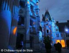 Classified on RootstockAds : 'The Story of Blois' Sound and Light show