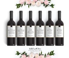 Married First Wine Labels - Unique Wedding Gift - Bridal Shower Gift Celebrating Marriage Firsts - Wine Basket Poems - Milestone Wine Labels Bridal Shower Wine, Bridal Showers, Unique Wedding Gifts, Unique Weddings, Wedding Wine Labels, Engagement Party Gifts, Custom Wine Labels, Wine Baskets, Wine Gifts