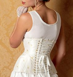 SHAPESHIFTER, Underbust Corsets