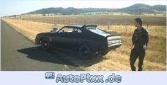 Mad Max Ford Falcon Bild - Auto Pixx