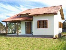 Ideas home plans traditional design Village House Design, Kerala House Design, Bungalow House Design, House Front Design, Village Houses, Small House Design, Small Cottage Homes, Cottage House Plans, House Design Pictures