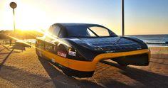 Благодаря Австралийским студентам и их творению Sunswift eVe, монополия бензиновых автомобилей вскоре пошатнется еще сильнее.