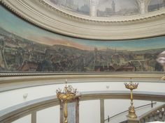 Praga - Museo della città / Muzeum hlavního města Prahy - 2013