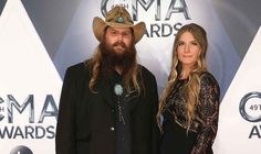 Chris Stapleton Sings Backup for Wife Morgane on �You Are My Sunshine� BLESS TO HAVE 2 SUNSHINES!!