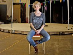 'I fell in love with Shakespeare': Director Maria Aberg is on a mission to modernise theatre - Features - Theatre & Dance - The Independent