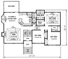 1970s Split Level House Plans Split Level House Plan 26040sd House Plans Pinterest 1970s