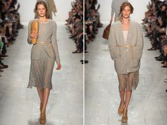 Michael Kors Spring 2014, I want every single outfit. Ugh!
