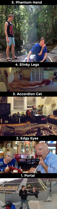 If You Don't Move Your Camera Fast Enough When Taking Panoramas, These 5 Disasters Will Ensue Potato Funny, Potato Humor, Funny Fails, Funny Jokes, Hilarious, Funny Picture Quotes, Funny Pictures, Giggle Wiggle, Funny Face Swap
