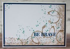 Stampin' Up! UK Feeling Crafty - Bekka Prideaux Stampin' Up! UK Independent Demonstrator: Make In A Moment Monday Timeless Textures Be Brave Get Well Soon Card