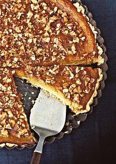 Pumpkin pie (in Finnish)