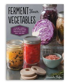 Loving this Ferment Your Vegetables Paperback on #zulily! #zulilyfinds